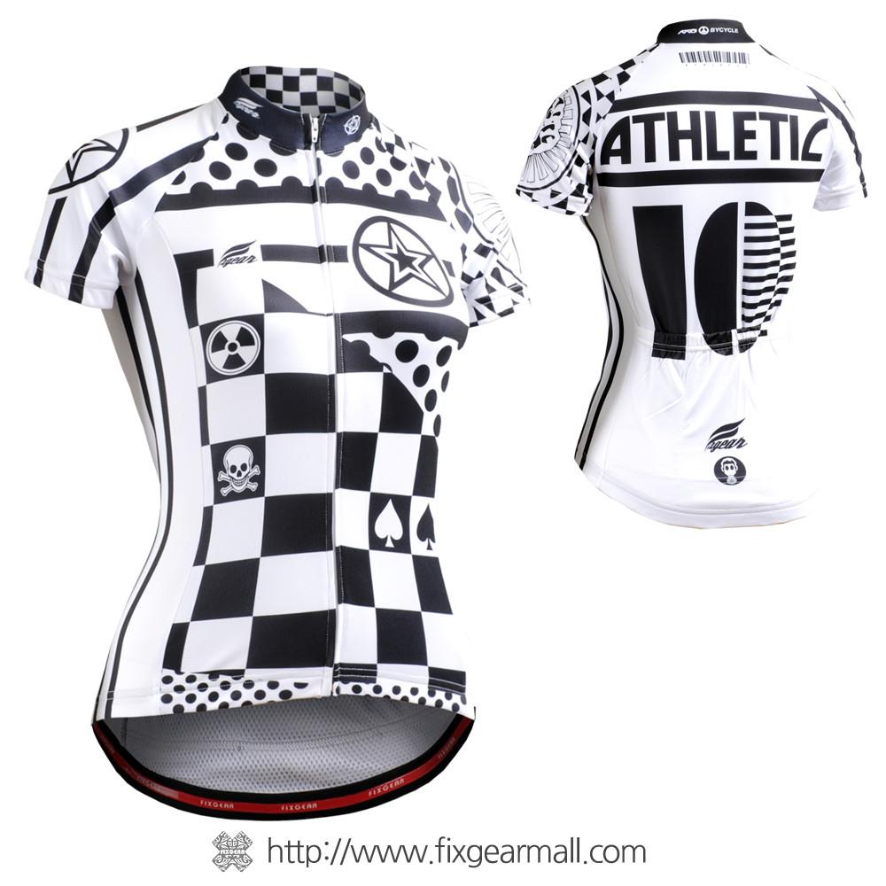 ... FIXGEAR CS-W602 Women s Short Sleeve Cycling Jersey. Loading zoom 68e546c60