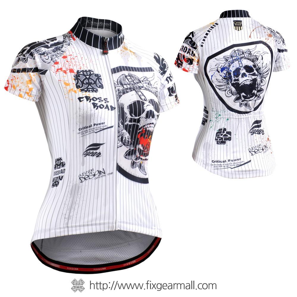 ... FIXGEAR CS-W902 Women s Short Sleeve Cycling Jersey. Loading zoom af8638b83