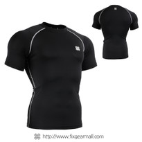 FIXGEAR CPS-BS Compression Base Layer Short Sleeve Shirts