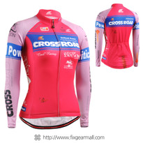 FIXGEAR CS-W7P1 Women's Long Sleeve Cycling Jersey