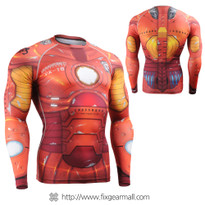 FIXGEAR CFL-8 Compression Base Layer Shirts