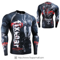 FIXGEAR CFL-30 Compression Base Layer Shirts