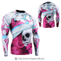 FIXGEAR CFL-19P Compression Base Layer Shirts