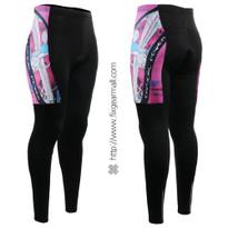 FIXGEAR LT-W19P Women's Cycling Padded Pants