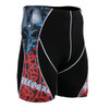 FIXGEAR P2S-B73 Compression Drawers Shorts Front