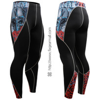 FIXGEAR P2L-B73 Compression Leggings Pants