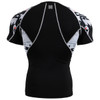 FIXGEAR C2S-B17 Compression Short Sleeve Shirts Rear