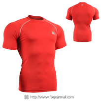 FIXGEAR CPS-RS Compression Base Layer Short Sleeve Shirts