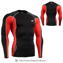 FIXGEAR CT-BRL Compression Base Layer Long Sleeve Shirt