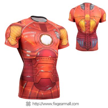 FIXGEAR CFS-8 Compression Base Layer Shirts