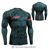 FIXGEAR CFL-g6 Compression Base Layer Shirts