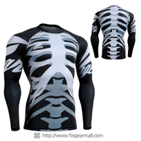 FIXGEAR CFL-55 Compression Base Layer Shirts