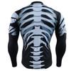 FIXGEAR CS-5501 Men's Long Sleeve Cycling Jersey