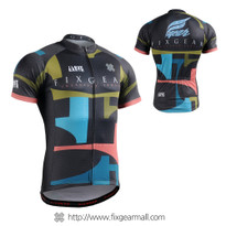 FIXGEAR CS-34k2 Men's Short Sleeve Cycling Jersey