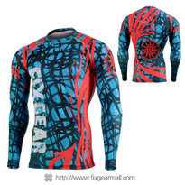FIXGEAR CFL-H2 Compression Base Layer Shirts