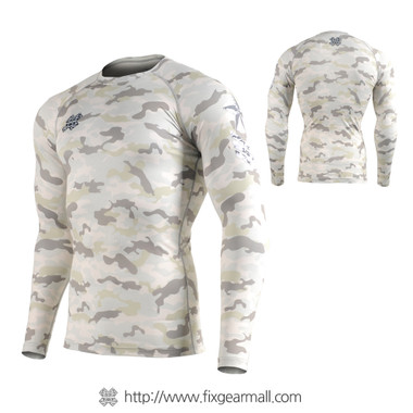 FIXGEAR CFL-M1Y Compression Base Layer Military Design Shirts
