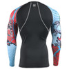 FIXGEAR CPD-B77 Compression Base Layer Shirts