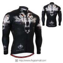 FIXGEAR CS-1801 Men's Cycling Jersey long sleeve