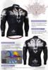 FIXGEAR CS-1801 Men's Cycling Jersey long sleeve description
