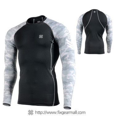 FIXGEAR CPD-BM1G Compression Base Layer Shirts