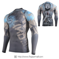 FIXGEAR CFL-79 Compression Base Layer Shirts