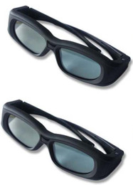 C9000 Series Samsung Compatible 3D Glasses Kit