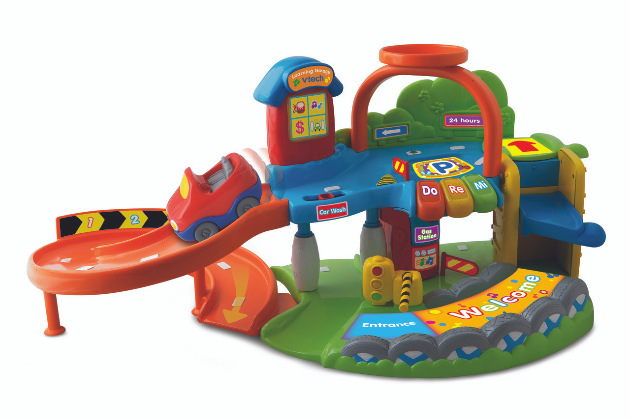 Kids Company By Richprime Inc Vtech Toot Toot Drivers Garage