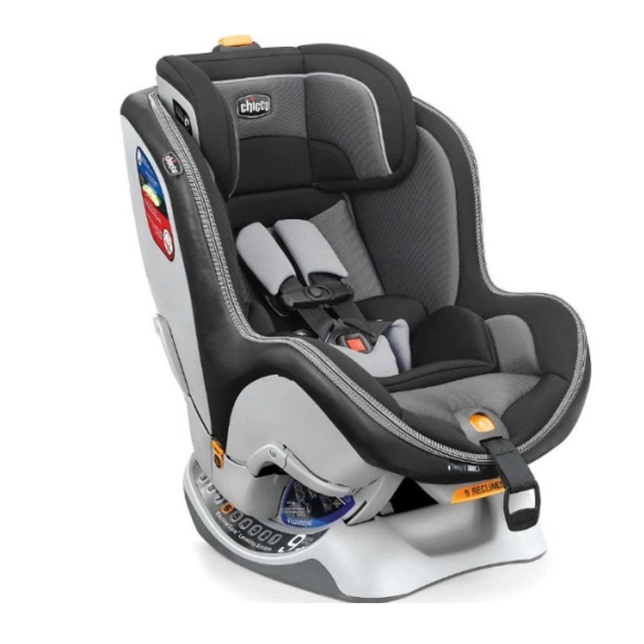 Chicco Nextfit Zip Car Seat Andromeda Gray Image 1