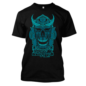 Mors Principium Est Japan Skull T-shirt