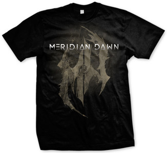 Meridian Dawn Tan Logo