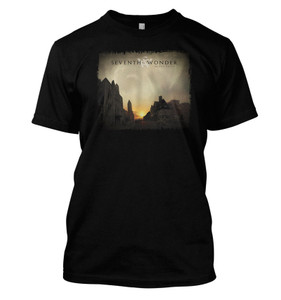 Seventh Wonder Mercy Falls _ Limited Edition Album Art Front Print Only