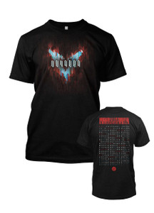 Voyager 2015 Tour Shirt - Black