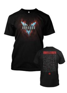 Voyager 2015 Tour Shirt - Black
