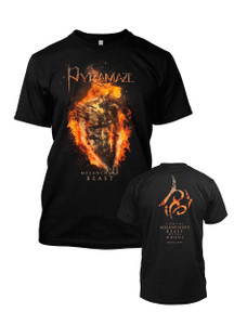 Pyramaze  - Melancholy Beast T-Shirt