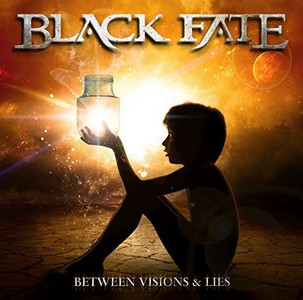 Black Fate - Between Visions & Lies CD