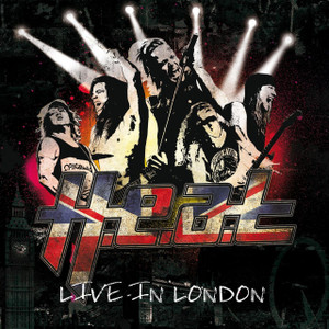 H.E.A.T - Live in London CD