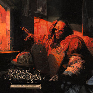 Mors Principium Est - Embers of a Dying World CD