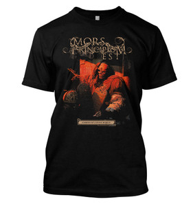 Mors Principium Est - Embers of a Dying World T-Shirt