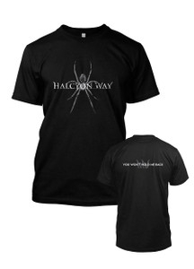 Halcyon Way - Spider T-Shirt