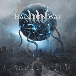 Halcyon Way - Conquer CD