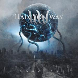 Halcyon Way - Conquer CD