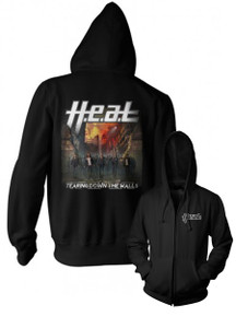 H.E.A.T - Tearing Down the Walls Hoodie