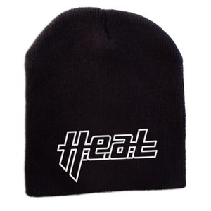 H.E.A.T -  Logo Embroidered Beanie