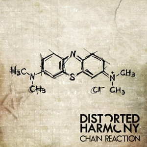 Distorted Harmony -  Chain Reaction  CD