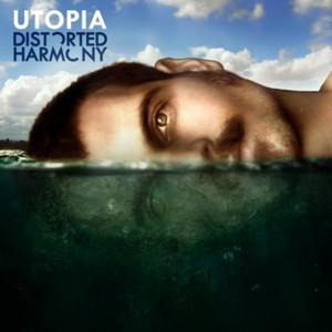 Distorted Harmony -  Utopia CD