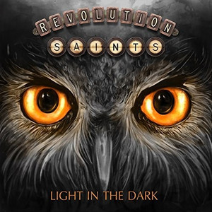 Revolution Saints - Light In The Dark CD