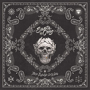 Santa Cruz - Bad Blood Rising CD