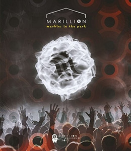 Marillion - Marbles in the Park Cover