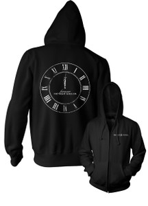 Midnight Eternal Clock Hoodie