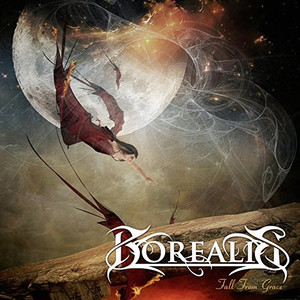 Borealis - Fall From Grace - CD